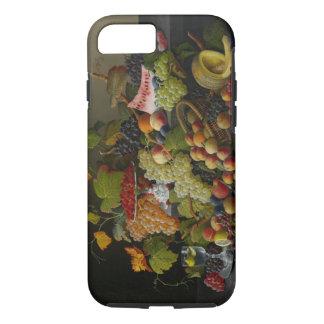 Fruit abondant, 1858 (huile sur la toile) coque iPhone 7