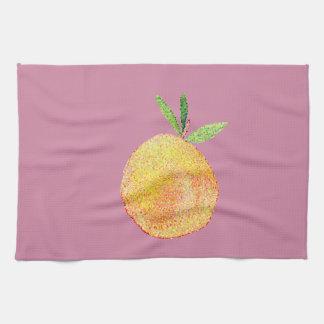 Fruit de hippie serviette pour les mains