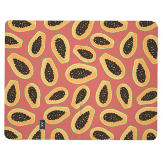 Fruit de papaye carnet de poche