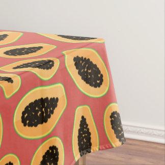 Fruit de papaye nappe