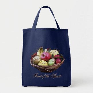 Fruit du sac fourre-tout réutilisable à épicerie