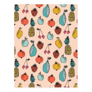 Fruit - l'été de Tutti Frutti rougissent/Andrea Cartes Postales