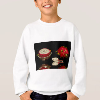 Fruit rose de dragon sweatshirt