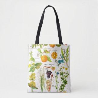 Fruit vintage | Fourre-tout réutilisable Tote Bag