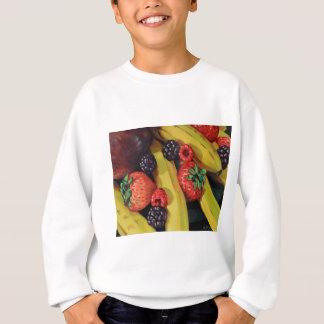 Fruits abondants sweatshirt