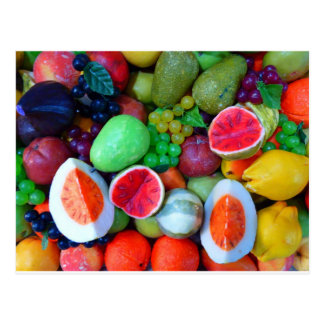 Fruits Carte Postale