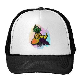 fruits casquette