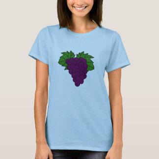 Fruits de raisin du T-shirt d'esprit