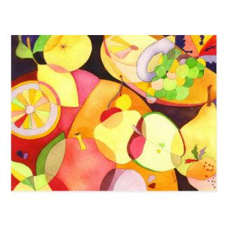 Fruits fruités : Cartes de recette