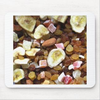 Fruits secs tapis de souris