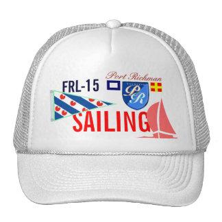 Fryslan naviguant FRL-15 nautique Casquettes