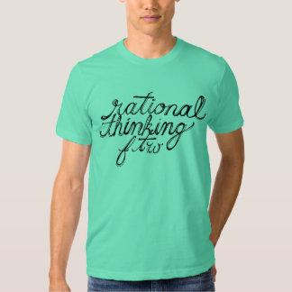 FTW de pensée rationnel T-shirt