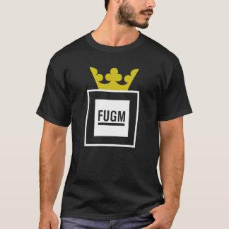 FUGM avec la couronne de Saab par le T-shirt de