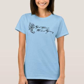 Fuite finale de week-end de filles t-shirt