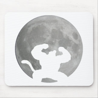 Fullmoon Pleine lune Tapis De Souris