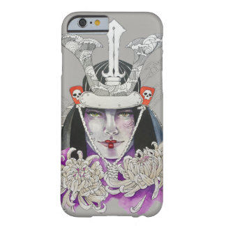Fumée et fleurs coque iPhone 6 barely there