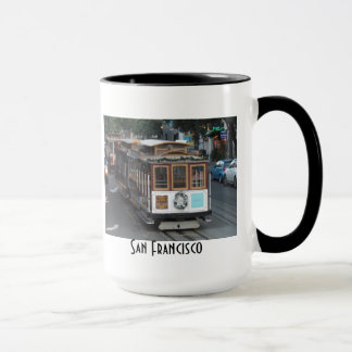 Funiculaire de San Francisco Mugs