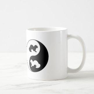 Furets de Ying et de yang Mug