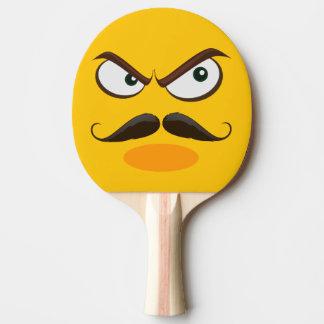 Furrious Emoji jaune Raquette Tennis De Table