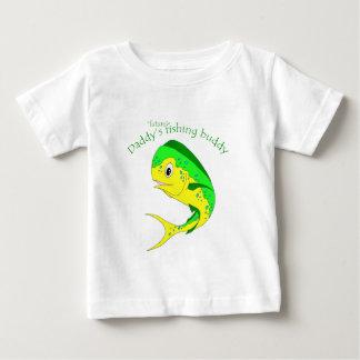 Futur ami de pêche de Mahi T-shirt Pour Bébé