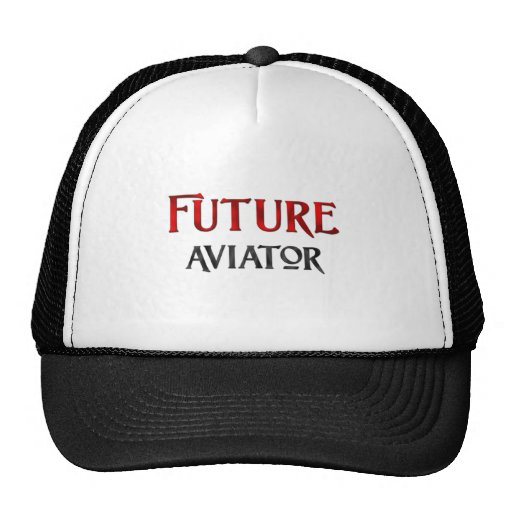 Futur aviateur casquette