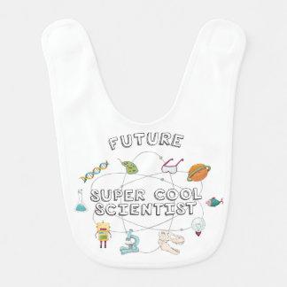 Futur bavoir frais superbe de scientifique