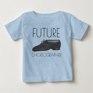 FUTUR danseur de chaussure de danse de jazz de T-shirt Pour Bébé