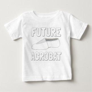 FUTUR danseur de gymnaste de chaussure de danse T-shirt Pour Bébé