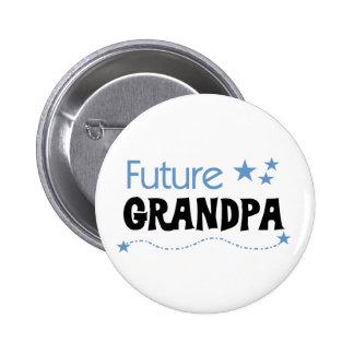 Futur grand-papa pin's