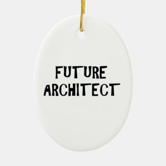 Futur ornement d'architecte