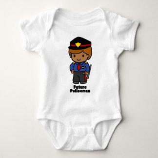 Futur policier - garçon body