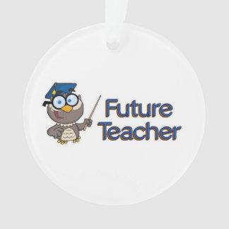 Futur professeur