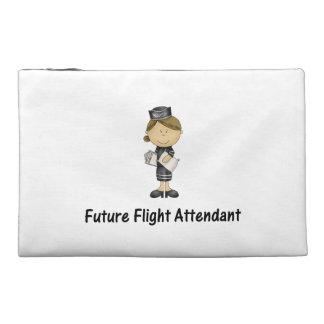 futur steward (hôtesse de l'air) trousses de voyage
