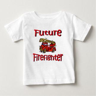 Futur T-shirt de sapeur-pompier
