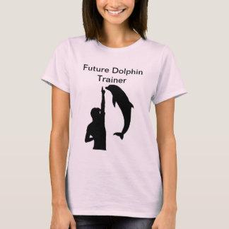 Futur T-shirt d'entraîneur de dauphin