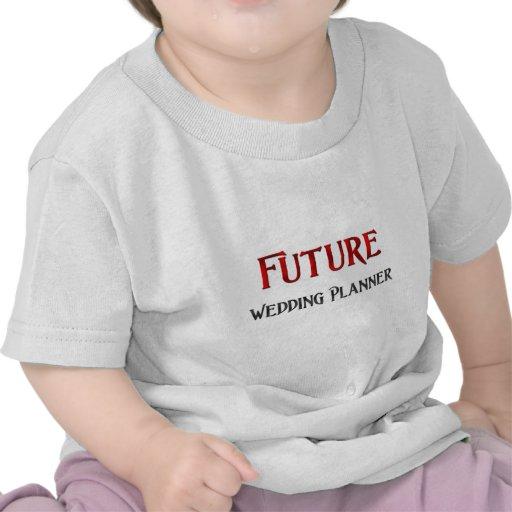 Futur wedding planner t-shirt