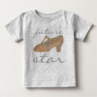 FUTURE chaussure de théâtre de danseur de danse de T-shirt Pour Bébé