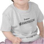 Future chemise de geek de bande t-shirt