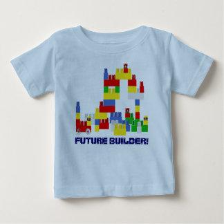 FUTURE conception mignonne de CONSTRUCTEUR avec - T-shirt Pour Bébé