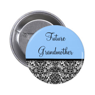 Future grand-mère badge