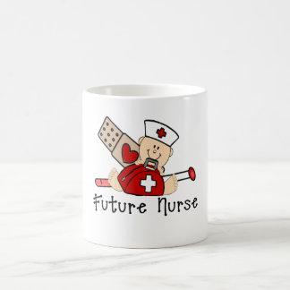 Future infirmière mug
