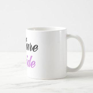 Future jeune mariée mug blanc