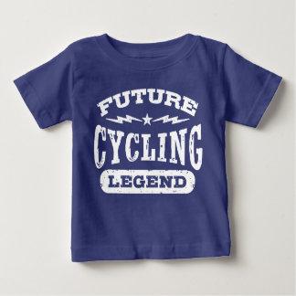 Future légende de recyclage t-shirt pour bébé