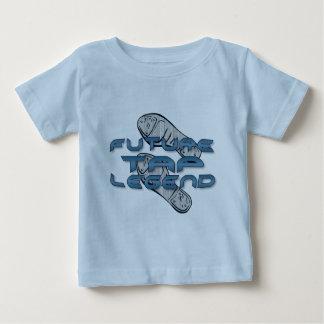 Future légende de robinet t-shirt pour bébé