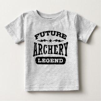 Future légende de tir à l'arc t-shirt pour bébé