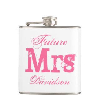 Future Mme flacon de boissons de mariage pour que