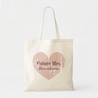 Future Mme sac fourre-tout nuptiale pour que la