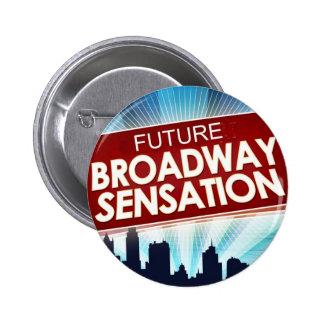 Future sensation de Broadway Badges