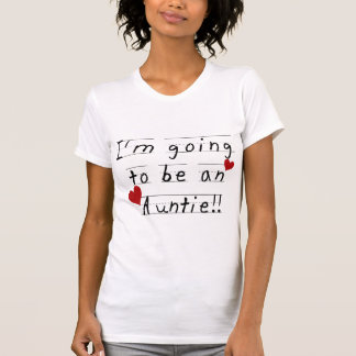 Future tante Kid Print Tshirts et cadeaux