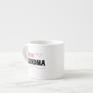Futurs cadeaux de grand-maman tasse expresso